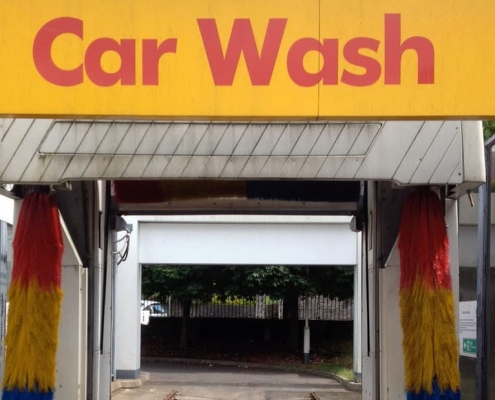 Immagine di un car wash