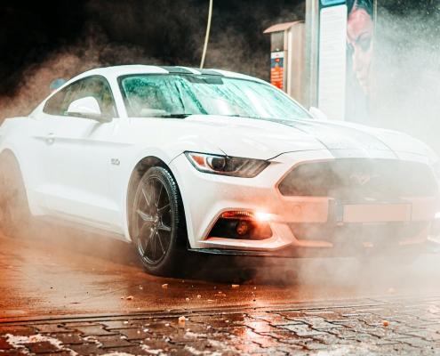 Esterni ford Mustang