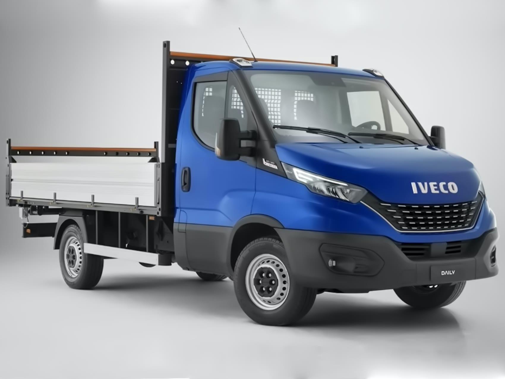 Foto camion iveco