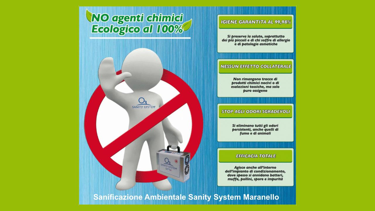 Benefici della sanificazione ad Ozono