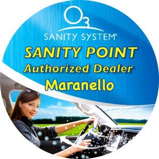 Logo centro autorizzato Sanity Point
